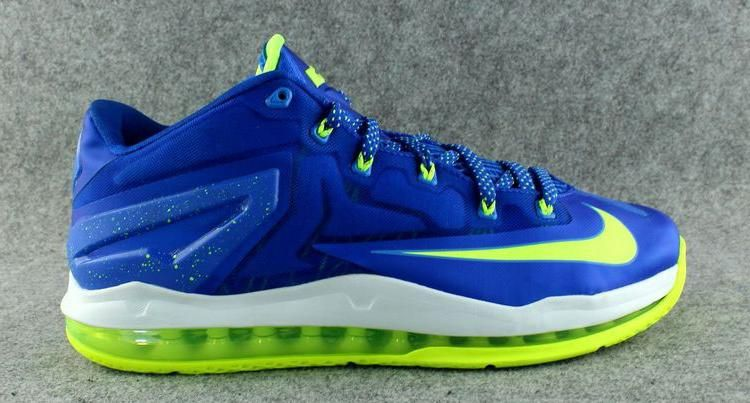 promo code 06f6a fe861 Authentic Nike Lebron 11 Sprite Low for sale online free shipping http   www