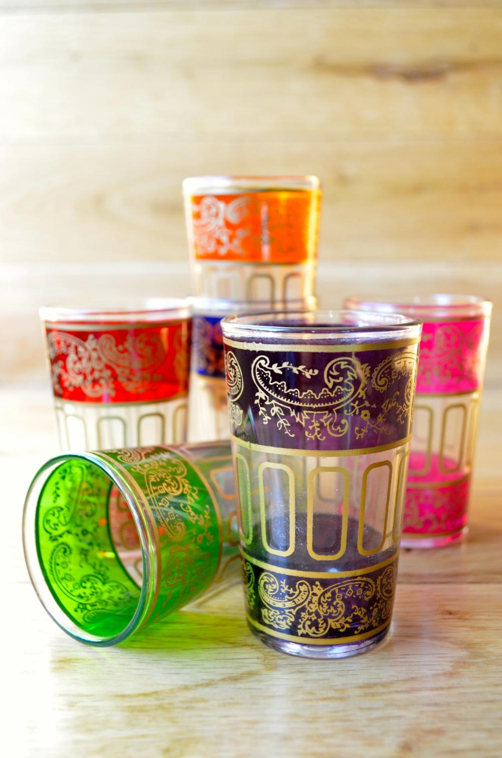 Moroccan Tea Glass Classic Crockery Event Hire in 2020