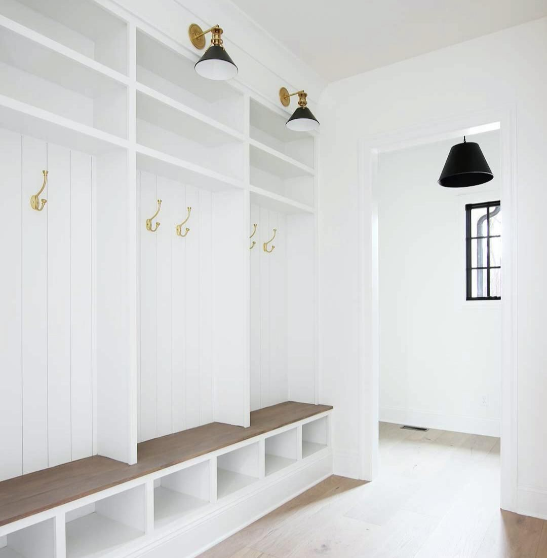 Photo of How to Build Mudroom Lockers