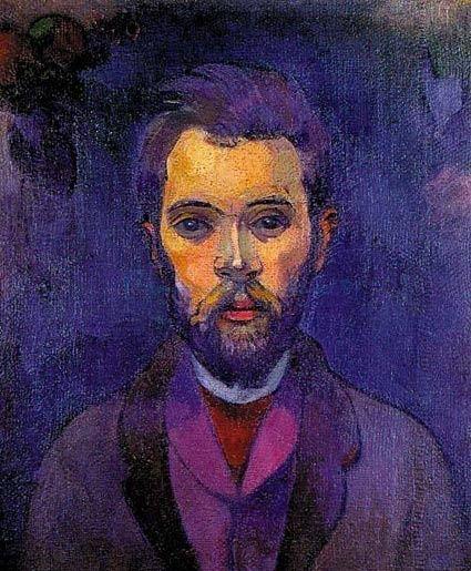 Portrait Of William Molard, Gauguin