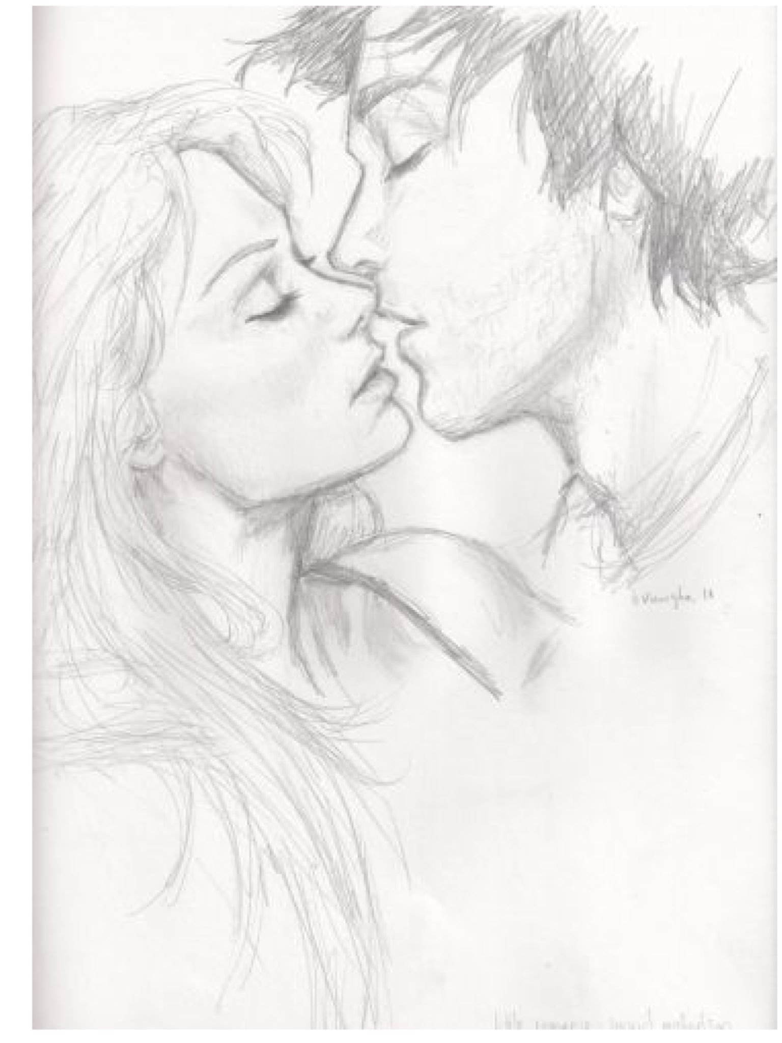 Sketches of love couples love drawings couple couple kiss drawing drawing people kissing