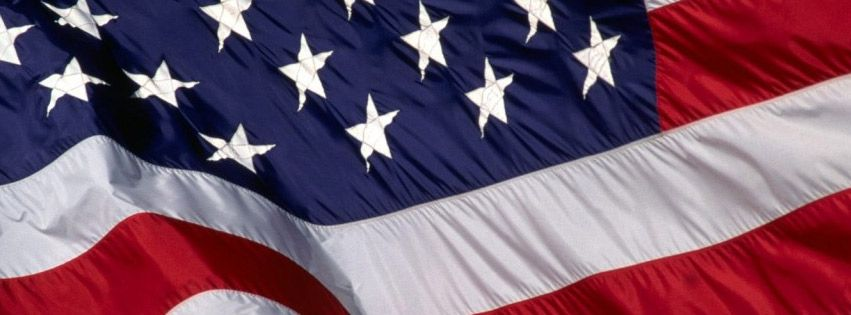 American Flag Facebook Timeline Cover | Facebook Covers