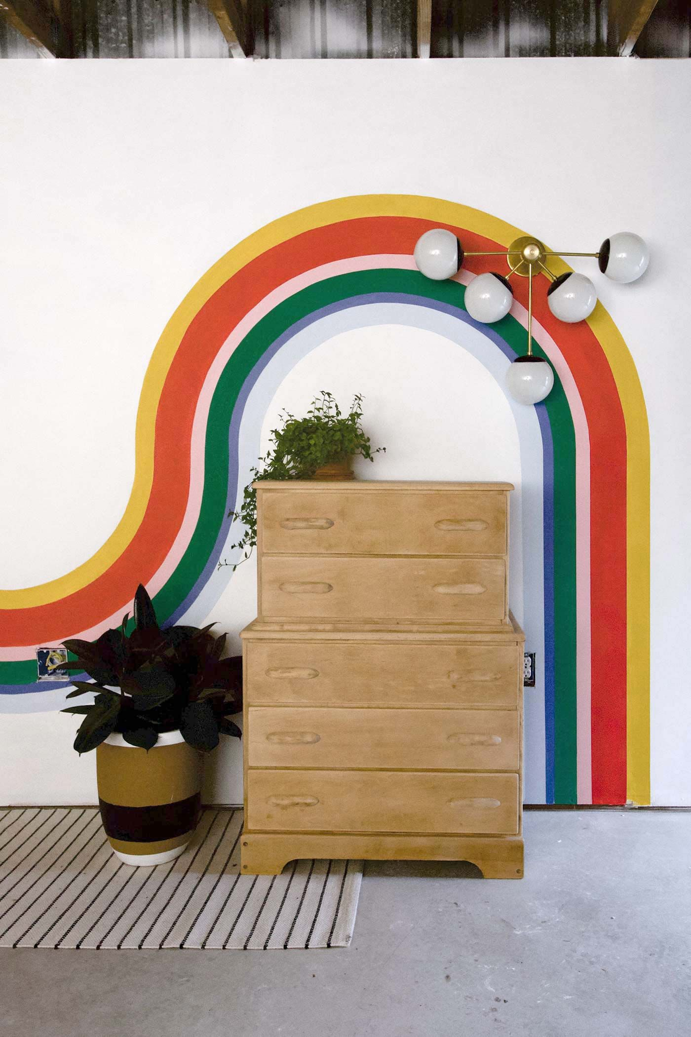 Make a Mural: How to Build a Color Palette | Banya