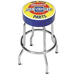 differently 29f4f 10137 Chevy Parts Stool | Garage's | Stool, Chevy, Bar stool chairs