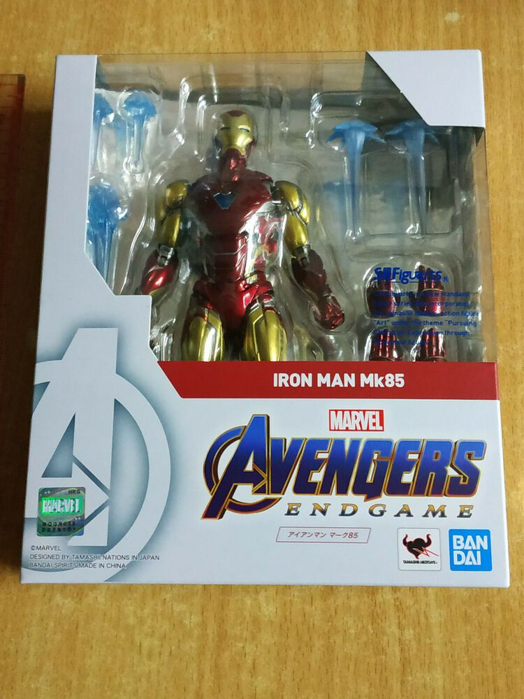 """6/"""" S.H.Figuarts Spider-Man Action Figure Joint Movable Model Toy in Box"""