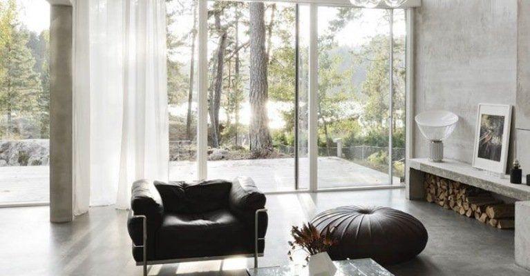 Gouden tips: raambekleding voor hoge ramen
