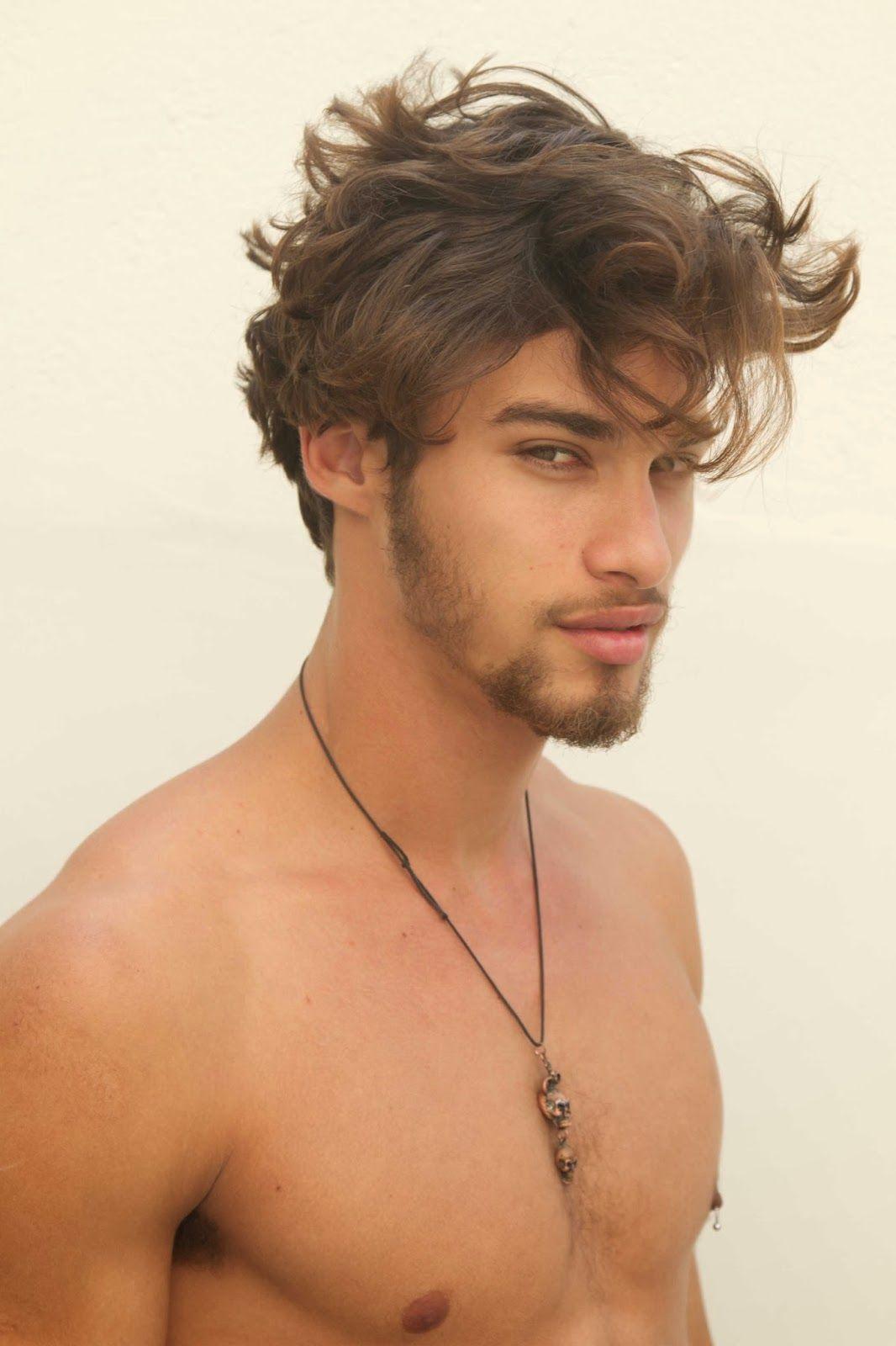Hot male model pablo morais opinion you