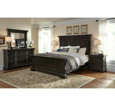Darby Home Co Petronella Panel Configurable Bedroom Set Wayfair