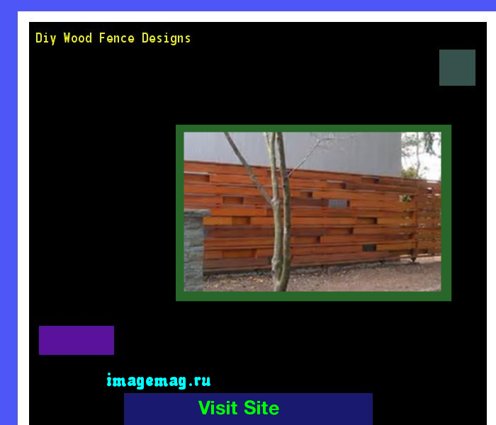 Diy Wood Fence Designs 073830 - The Best Image Search