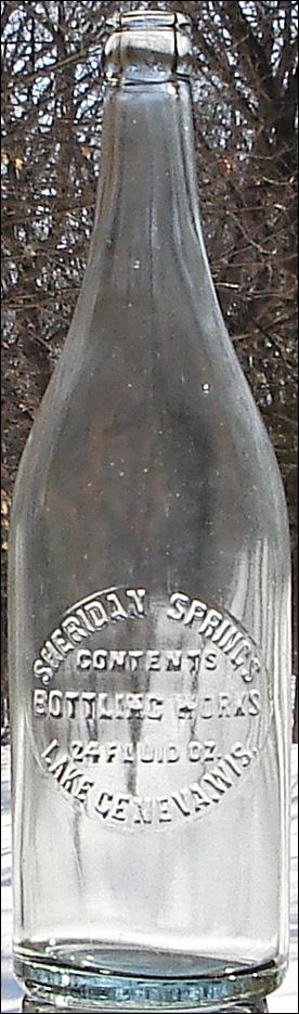 Wisconsin Antique Bottle Details   mrbottles.com - Wisconsin Antique Bottle Collectors Resource