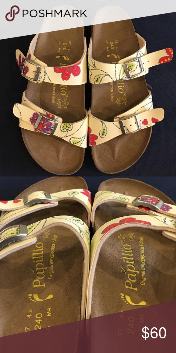Birkenstock sandals 37 New Birkenstock Papillio sandals 37. Birkenstock Shoes Sandals