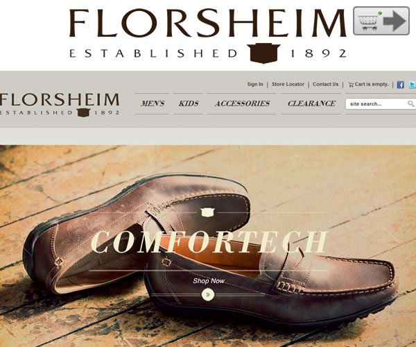 Florsheim Shoes | Online stores to