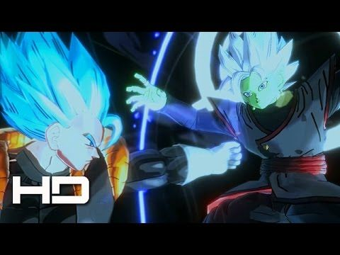 Video Title: DRAGON BALL XENOVERSE 2 - All Transformation