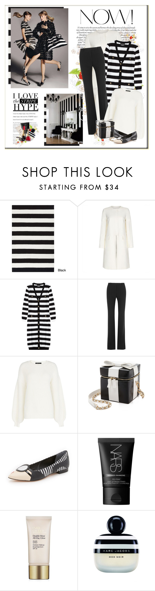 """""""Untitled #27"""" by smaeri ❤ liked on Polyvore featuring Surya, Paul Smith, Boutique Moschino, Alexander McQueen, BCBGMAXAZRIA, Alice + Olivia, NARS Cosmetics, Estée Lauder, Marc Jacobs and women's clothing"""