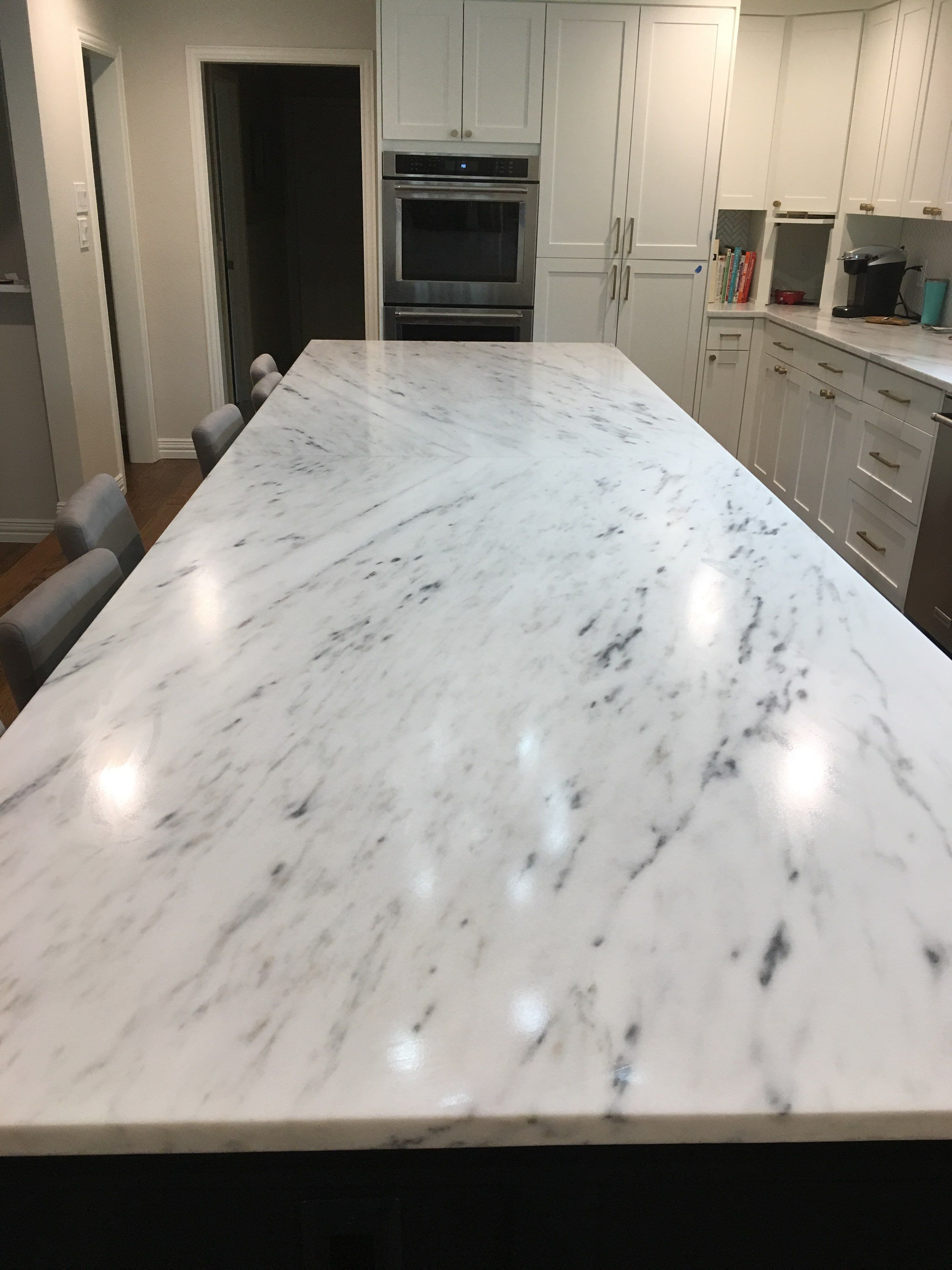 Danby Marble By Allure Natural Stone Kitchen Countertops