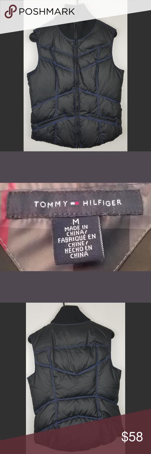 Tommy Hilfiger Down Vest Tommy hilfiger jackets