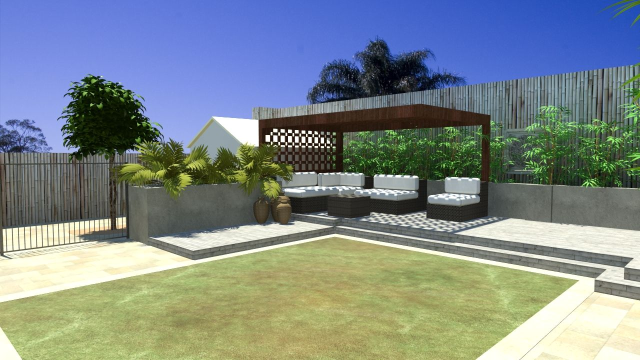 Modern Backyard Ideas Inspirations Design Trends With Home
