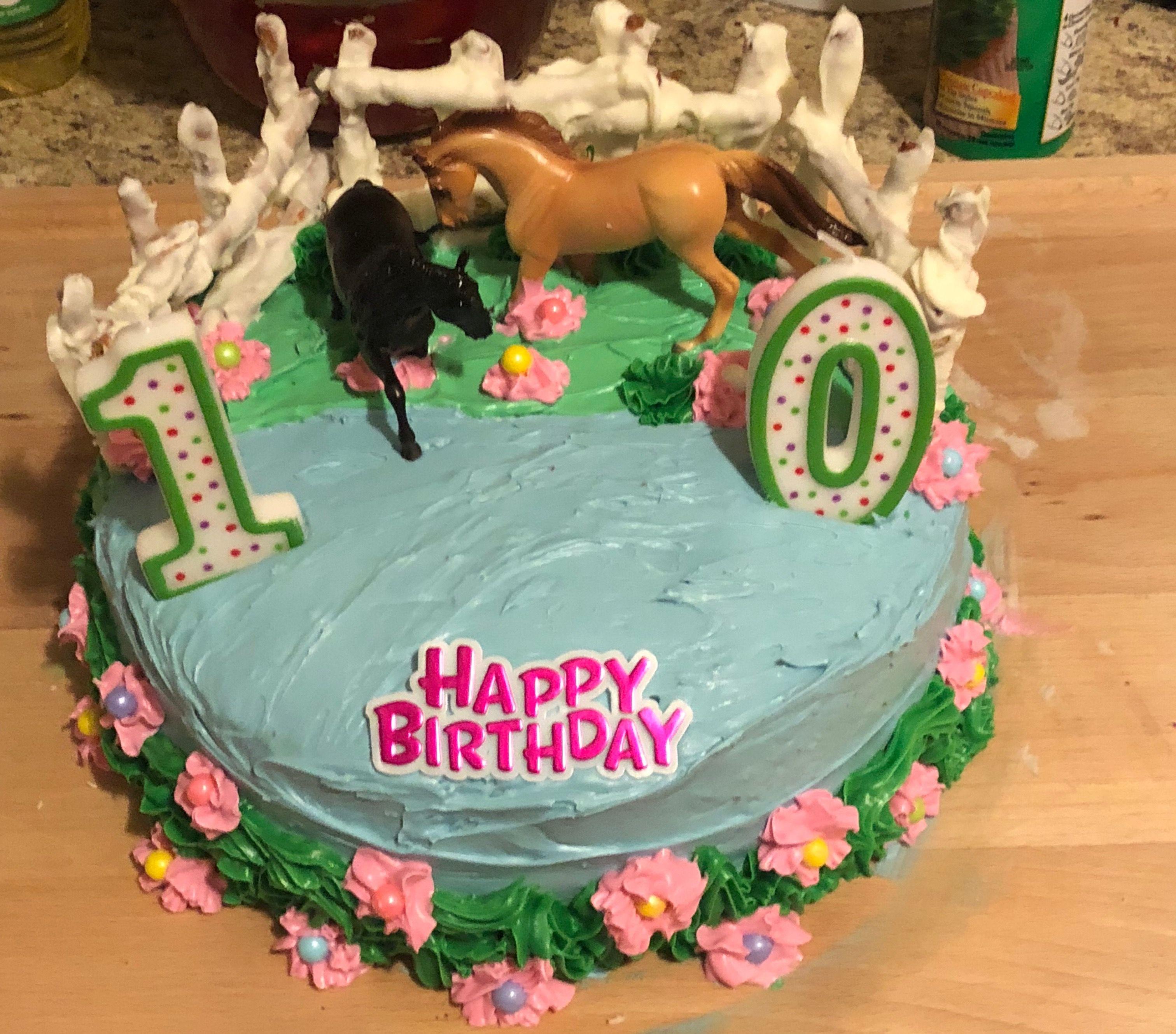Birthday Cake Mix Ingredients