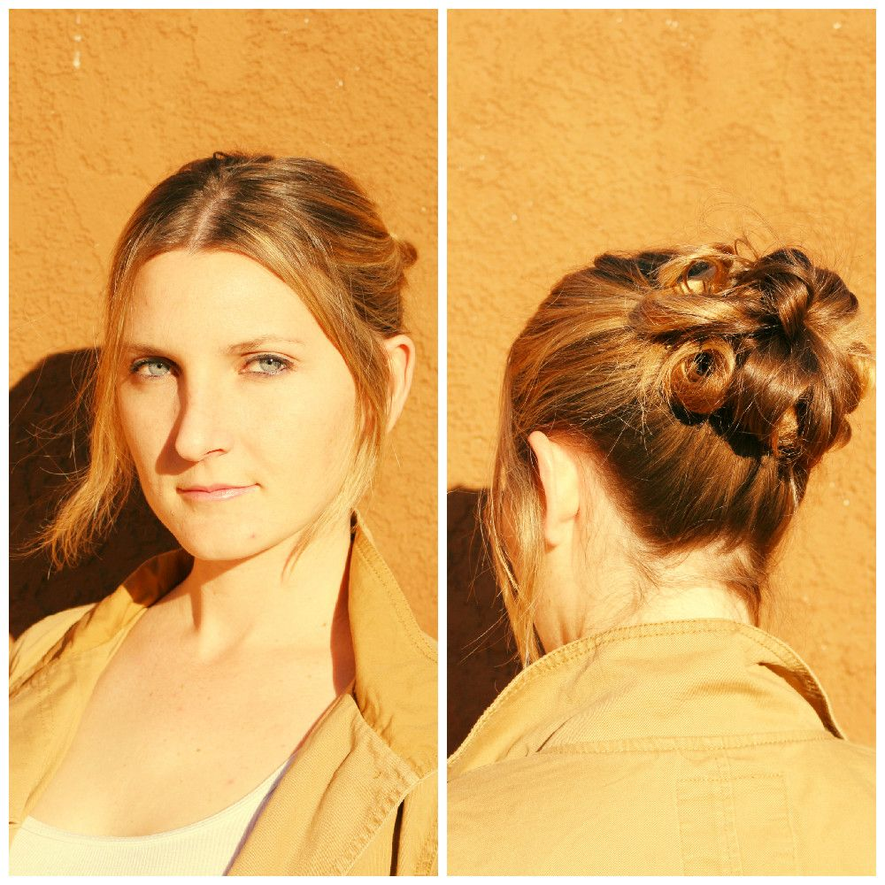 Pin by Updo Secret on Everyday Updo Hairstyles Hair