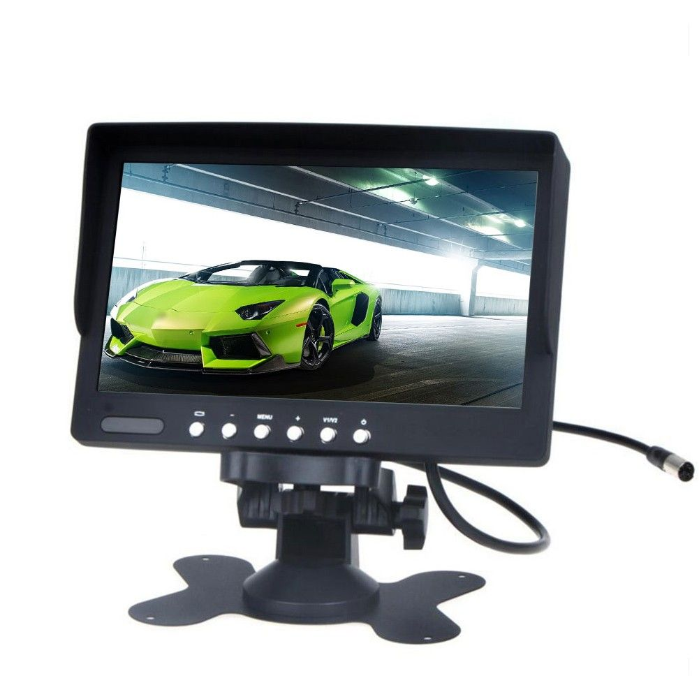In the process of your Car Monitor install you will most