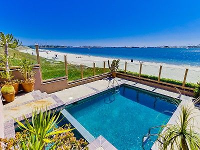 Mission beach vacation rental vrbo 426719 4 br san for San diego county cabin rentals