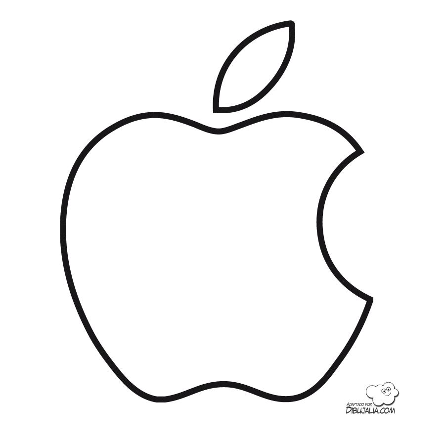logo-apple-dibujalia.png (900×900)