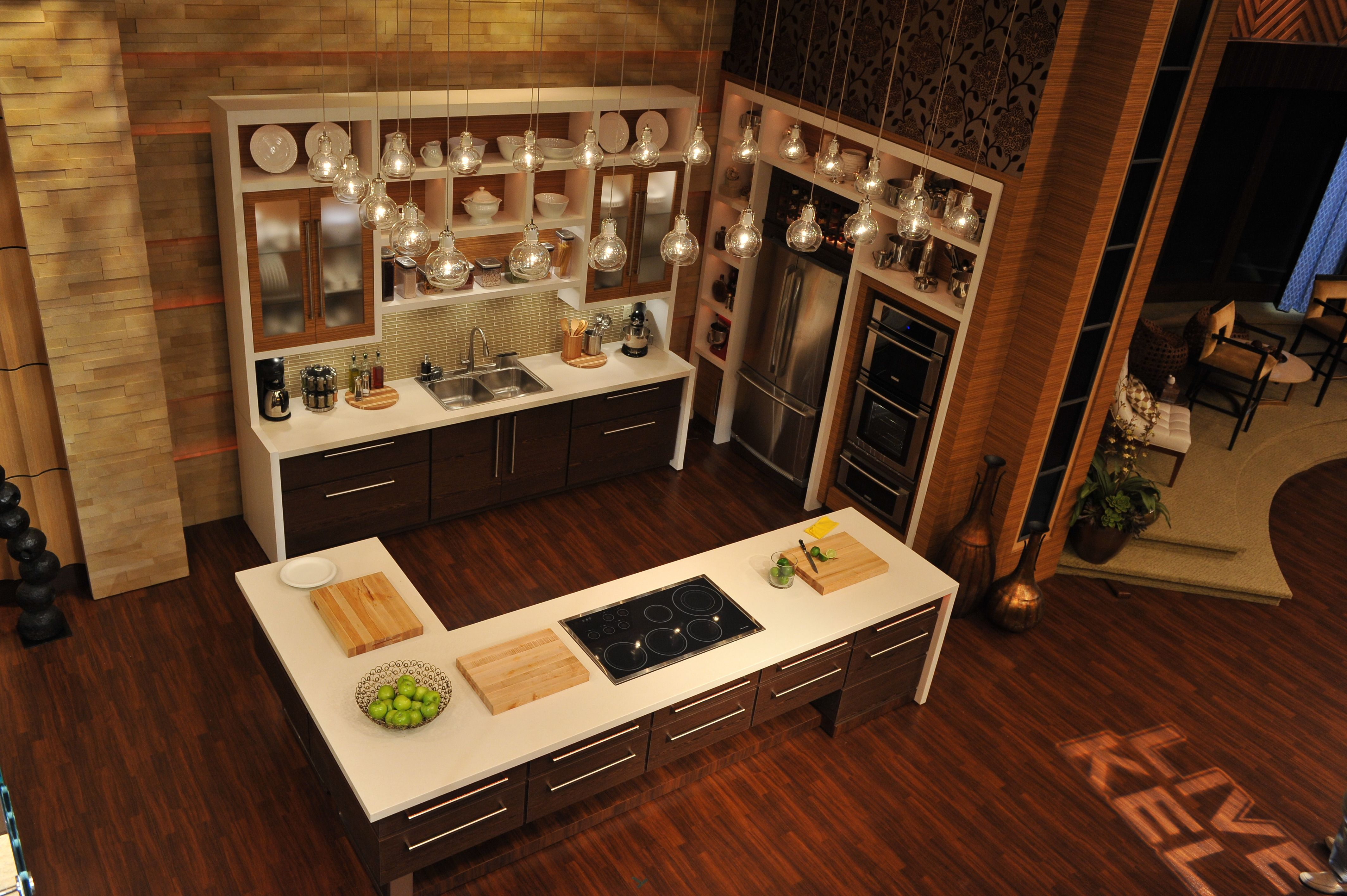 Make sure to keep an eye out for electrolux appliances on the live with kelly kitchen set