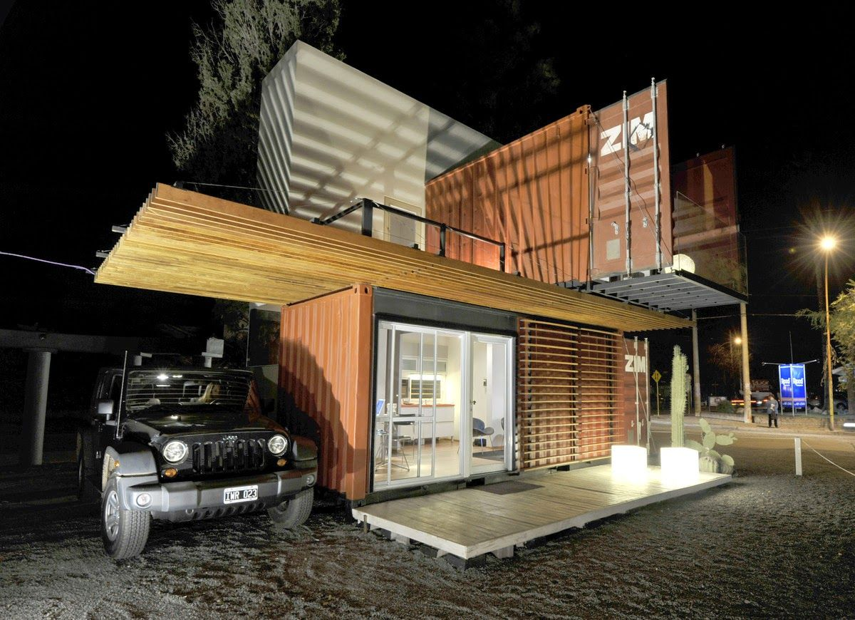Tiny Home Designs: Join The Fast Growing Shipping Container Homes Community