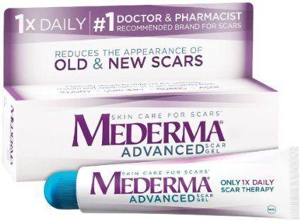 New Two High Value Mederma Skin Care Printable Coupons Scar Gel Mederma Advanced Scar Gel Scar Treatment