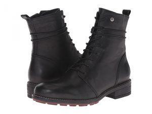 Zapatos negros Wolky para mujer Ilze0jOMn