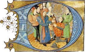 altos prelados medievales
