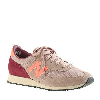 acampar Escándalo Aliviar  Women's New Balance® for J.Crew 620 sneakers | Zapatillas con estilo,  Calzado mujer, Calzado hombre