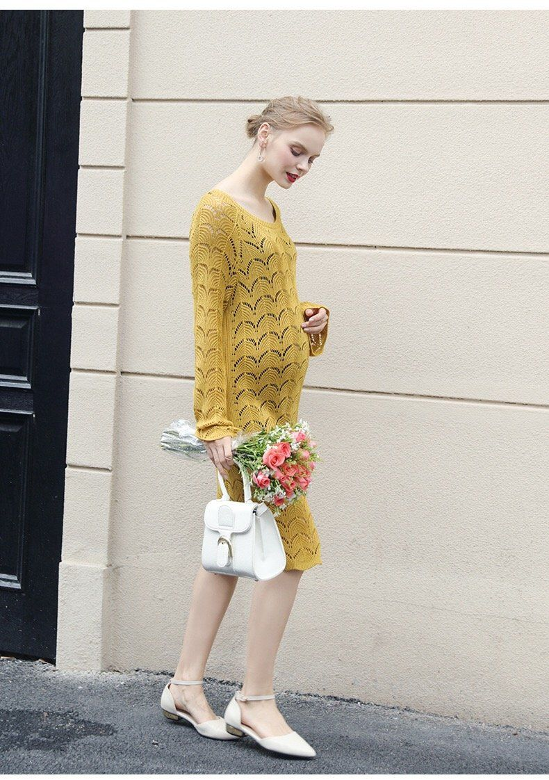 Amazing autumn maternity dress maternity dresses autumn and gold