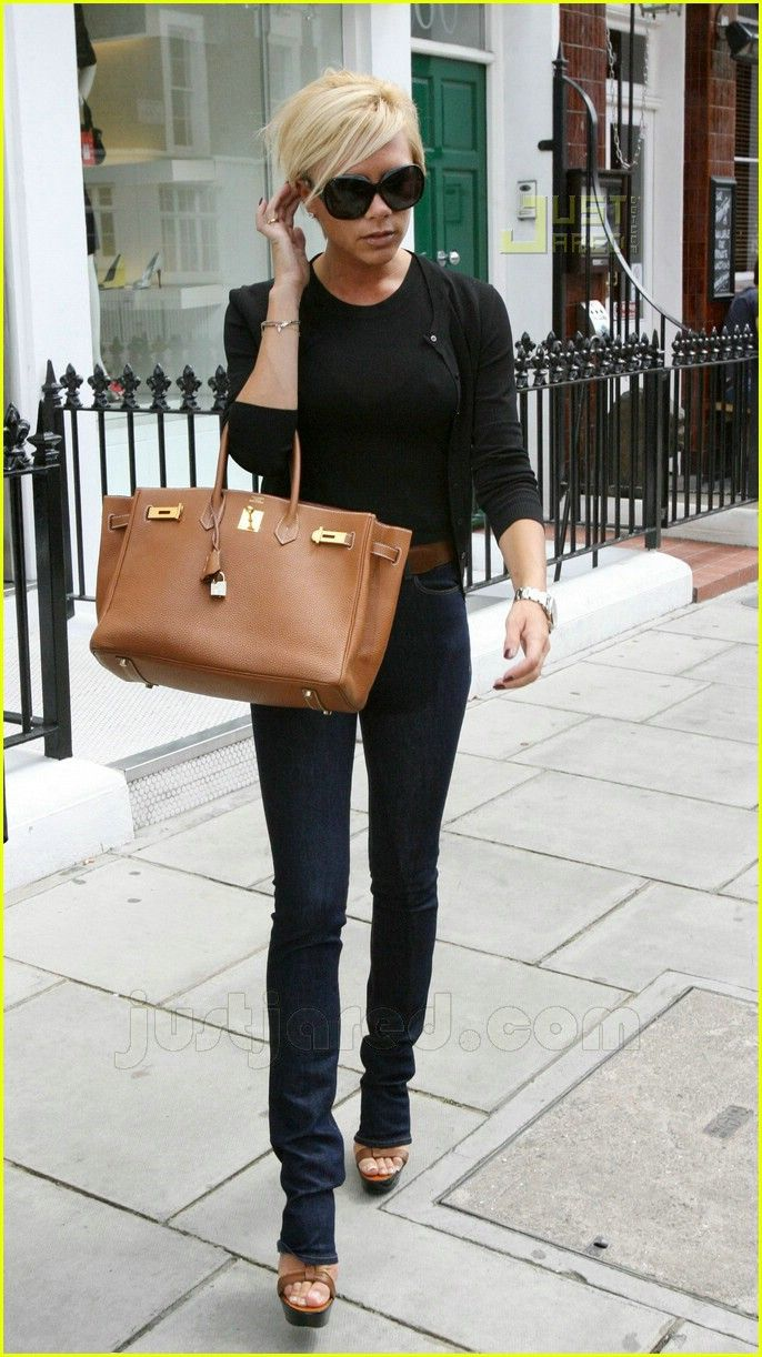 A Always Gorgeous Bag With Victoria Posh Beckham Hermes 4qTgxawq
