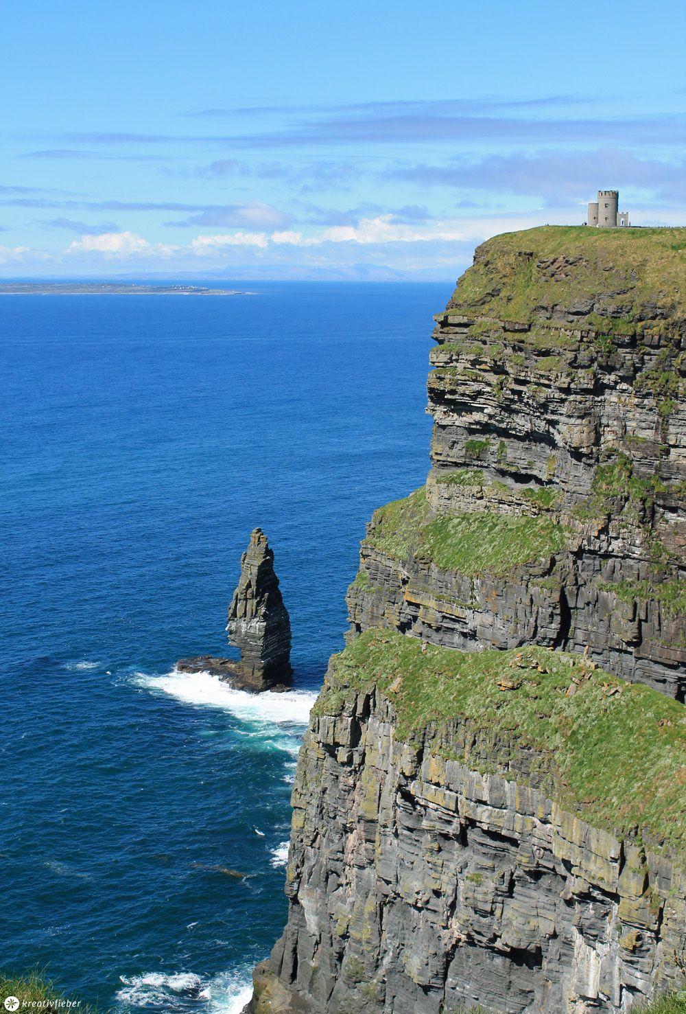 Irland Cliffs Of Moher Karte.Irland Roadtrip Burren Und Cliffs Of Moher Urlaub Karten