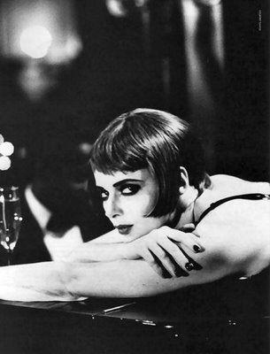 Silent Star Vogue, January 1993 Photographer: Ellen von Unwerth Model: Isabella Rossellini