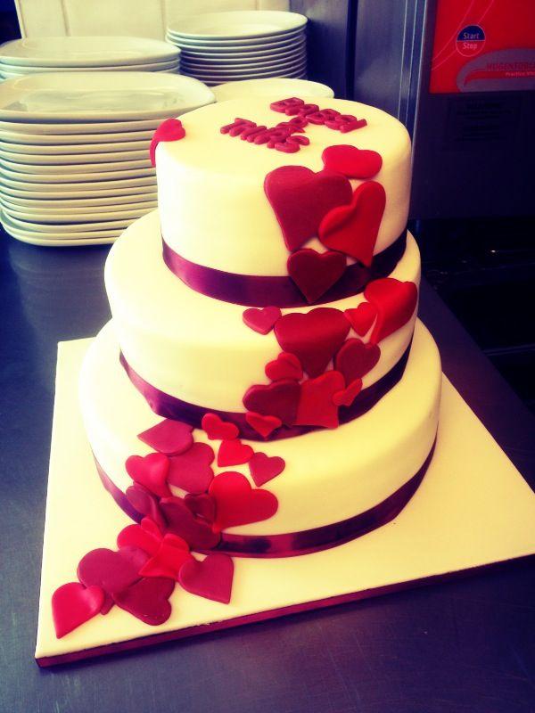 Wedding Cake By Anelus Kitchen