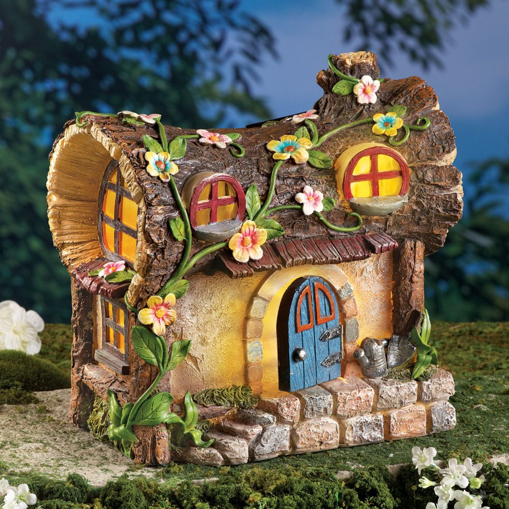 Collections etc product page fairy garden houses