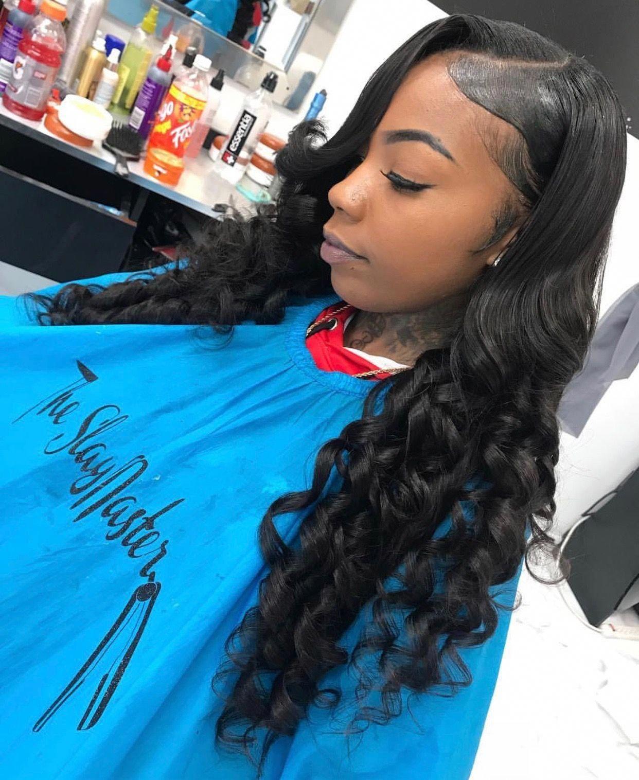 black hairstyles for long hair blackhairstylesforlonghair