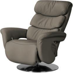 Photo of himolla Leder Relaxsessel – beige – 83 cm – 107 cm – 88 cm – Polstermöbel > Sessel > Fernsehsessel h