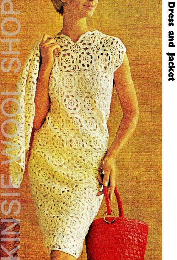 Crochet Pattern, Crochet Dress Pattern, Crochet PDF Pattern, Crochet ...
