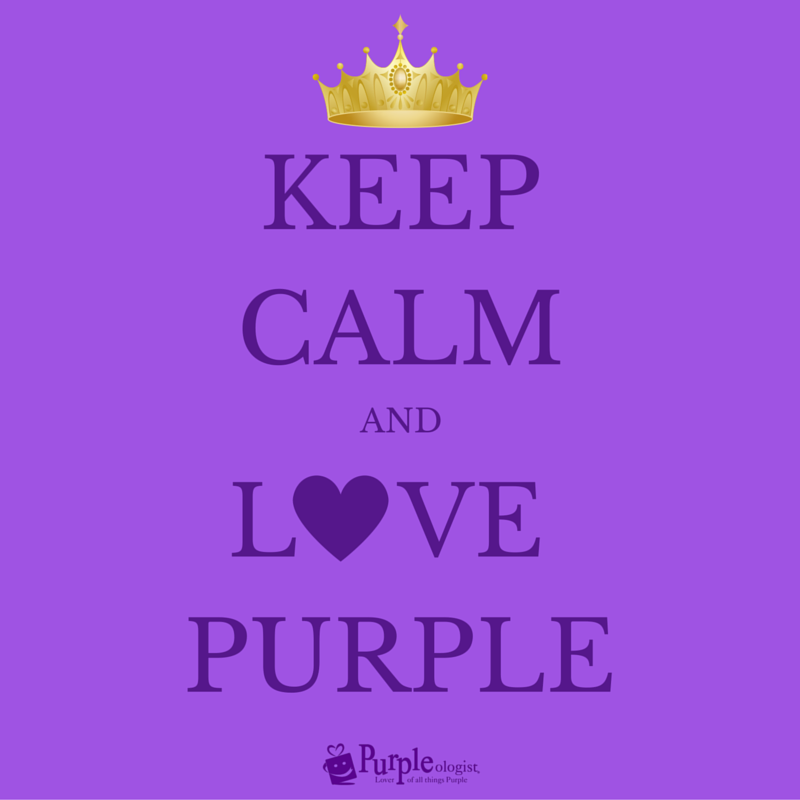 7 Fun Facts About Our Favorite Color Purple  Facts Keep calm