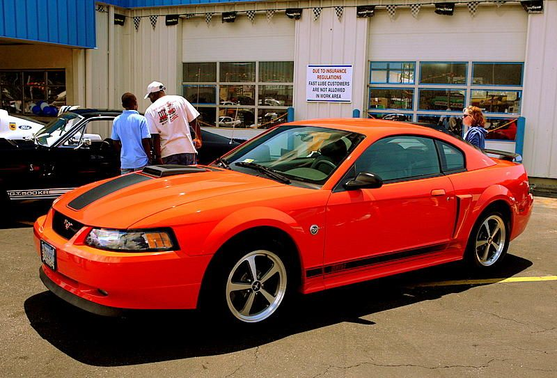 2004 Ford Mustang Mach 1 2004 Ford Mustang Ford Mustang Ford Mustang Shelby Cobra