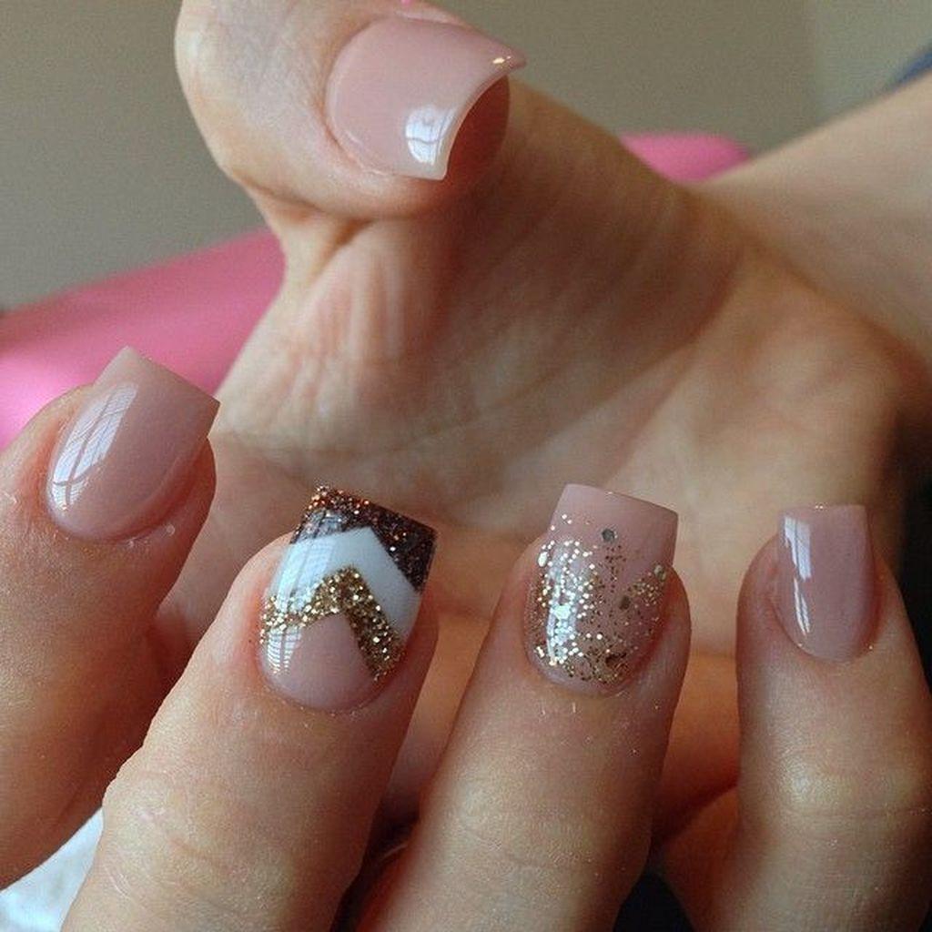 Pretty Thanksgiving Nail Art Design Ideas To Look Charming When
