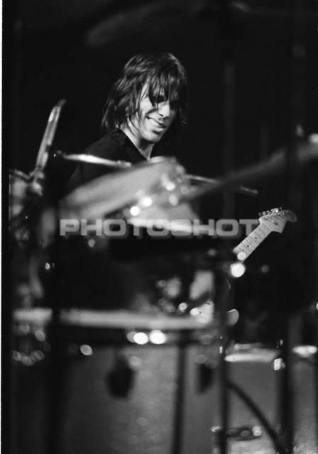 Jeff Beck Roundhouse London 1972