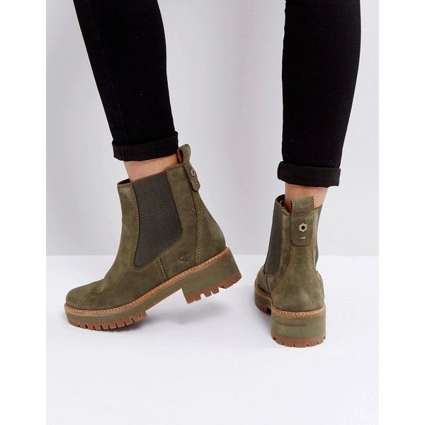 boots outfit, Timberland chelsea boots