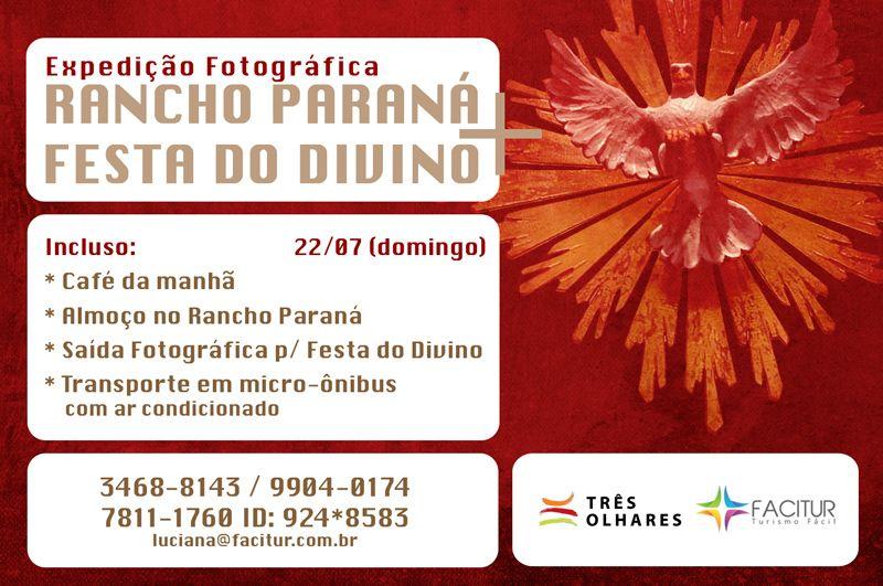Rancho Paraná + Festa do Divino