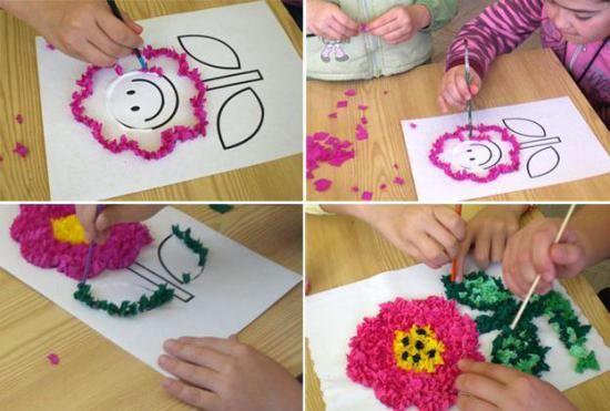 Atividades De Colagem Para Maternal Com Imagens Atividades De