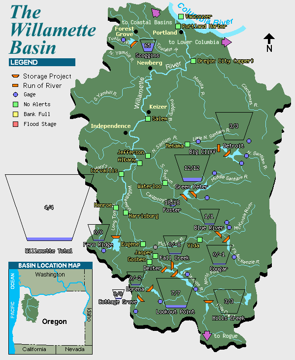 Pin By Portland District Us Army Corps Of Engineers On Technology - Us-army-corps-of-engineers-district-map