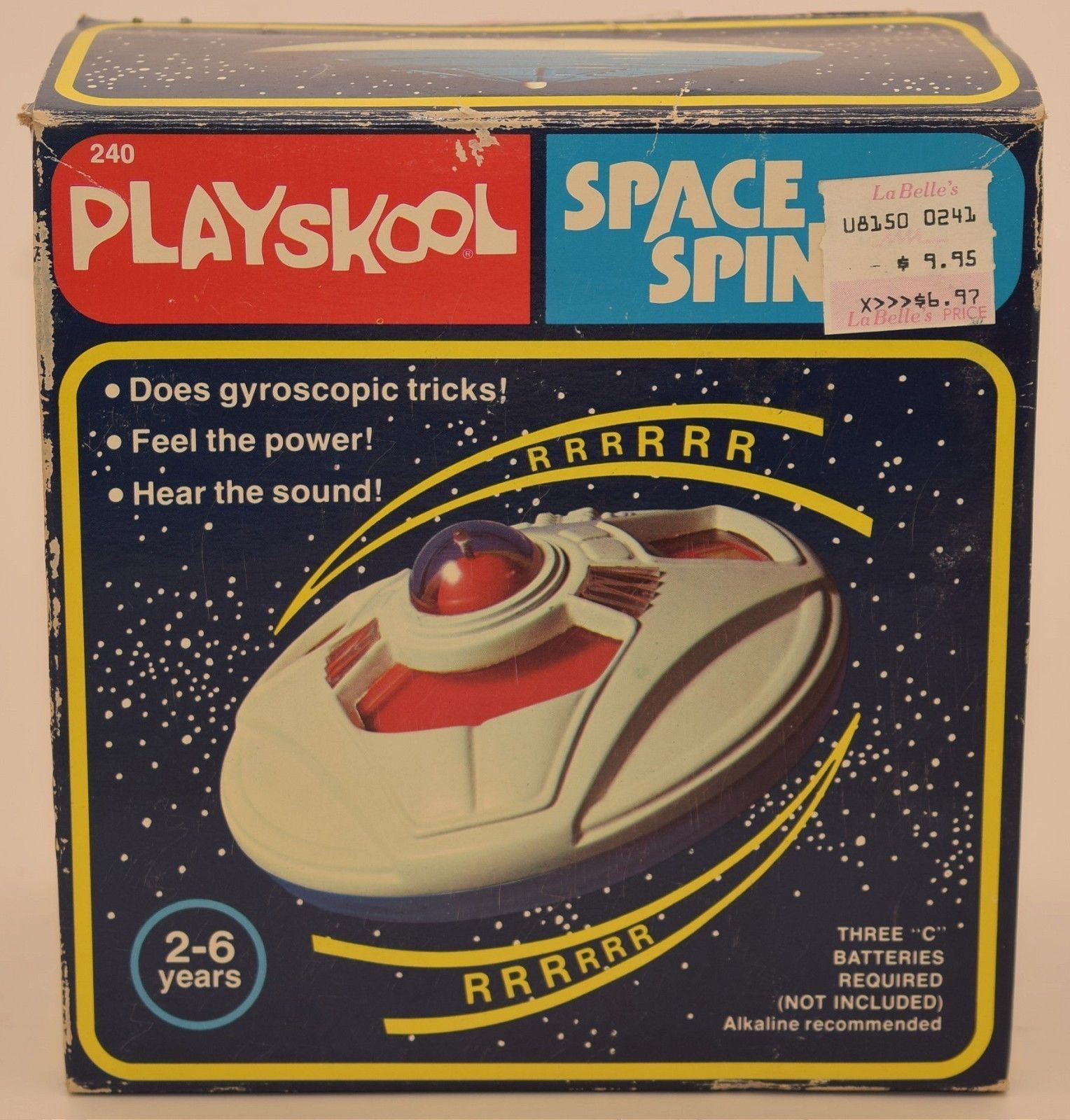 12 UFO Space Ships /& Flying Saucer Light /& Sound Toys